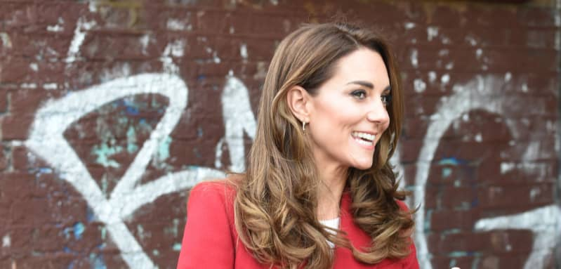 Kate Middleton Launches 'Hold Still' Photography Project In Outing With Prince William