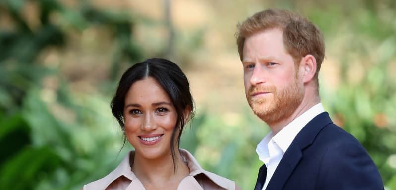 Duchess Meghan and Prince Harry are putting their own spin on the 'Twelve Days of Christmas'