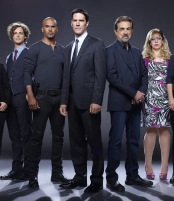 The Criminal Minds cast