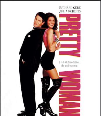 The cast of 'Pretty Woman': Richard Gere and Julia Roberts