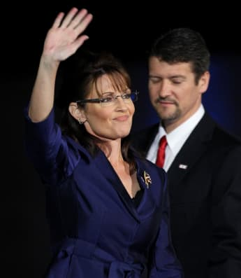 Sarah Palin and Todd Palin Divorced Quietly Earlier This Year.