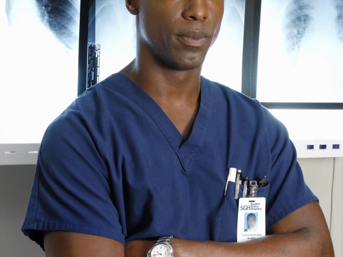 Isaiah Washington Grey S Anatomy Now