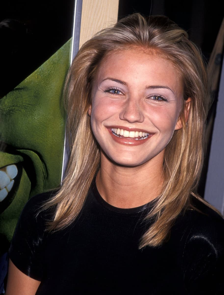Cameron Diaz: This Is What She Looked Like At The ...Cameron Diaz Age 16