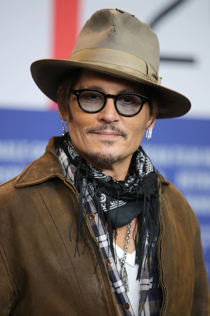 Johnny Depp Reveals Details About How His Finger Was Cut Off
