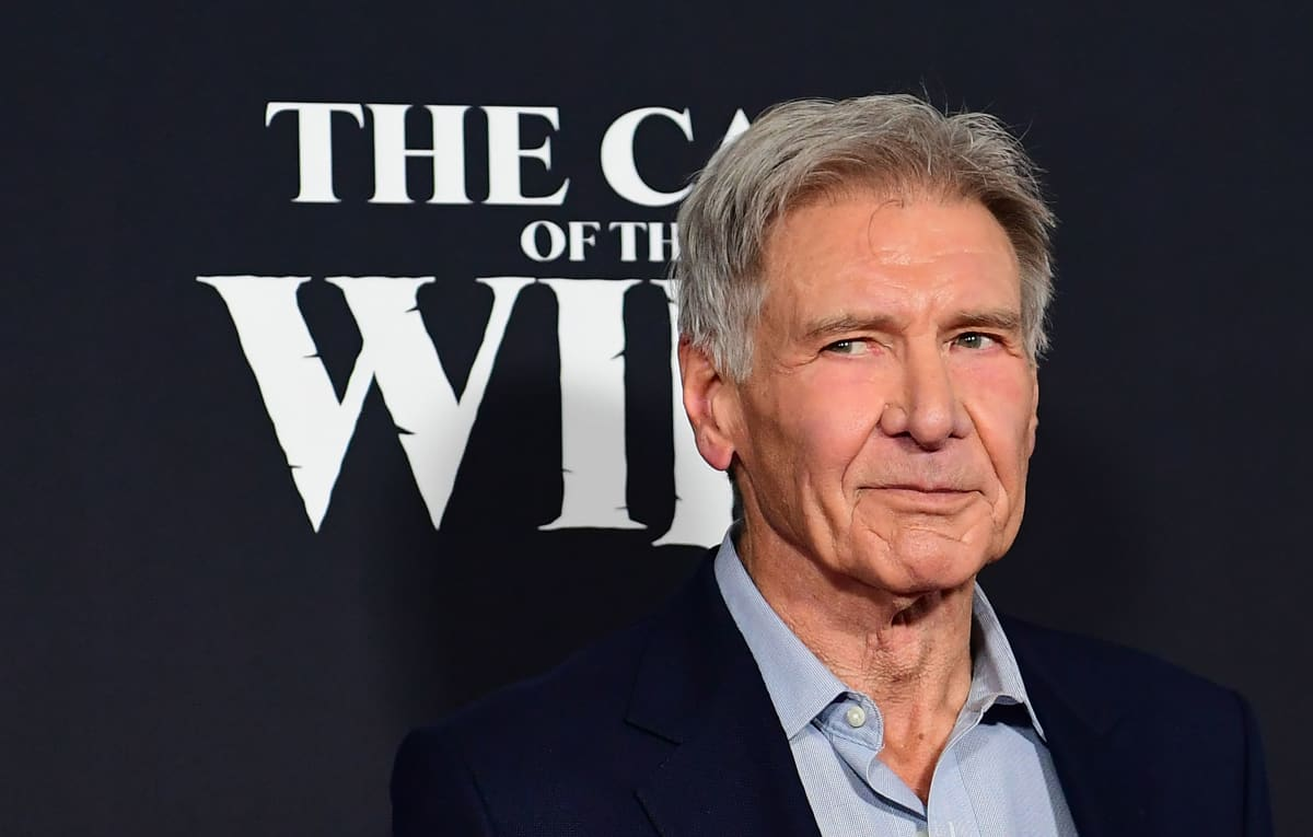 Harrison Ford Reveals He Has Been On A Clean Diet