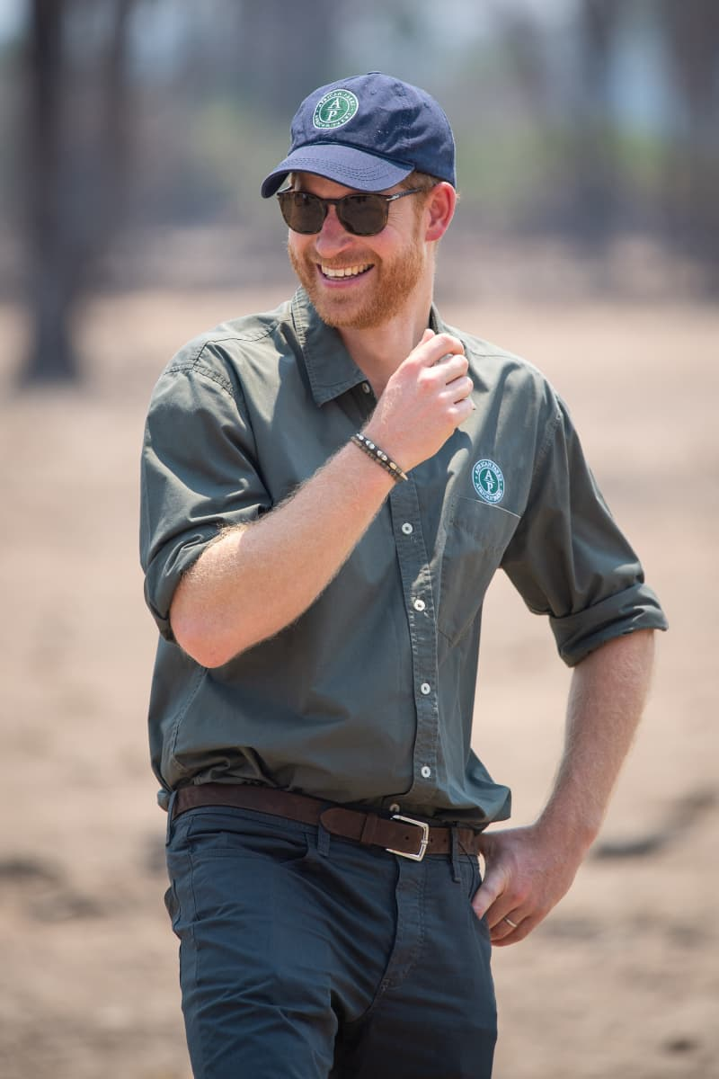 """Prince Harry's Biggest Wish """"Was To Work As Tour Guide And Be Himself"""" Correspondent Says"""