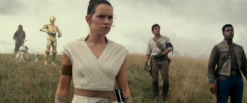 'Star Wars - The Rise of Skywalker': This Is The Final Trailer