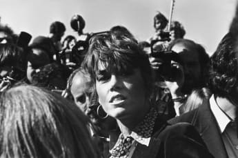 1979 Footage Of Jane Fonda Protest Interview Goes Viral - Watch The Video Here