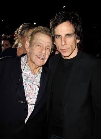 """Ben Stiller Opens Up About Saying Goodbye To Father Jerry Stiller: """"We Were Able To Be With Him"""""""