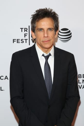 Ben Stiller was diagnosed with prostate cancer in 2016