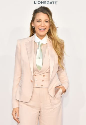 'Blake Lively Claps Back at Offensive Comments