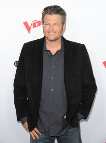 Blake Shelton Announces He's Bringing Back His Classic Mullet