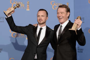 Breaking Bad Aaron Paul Bryan Cranston