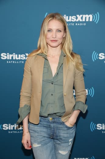"""Cameron Diaz """"Loves Being A Mom"""", Shares Benji Madden Is An Amazing Father"""