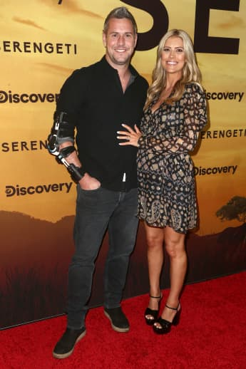 Christina and Ant Anstead 2019