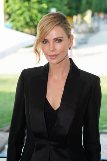 Charlize Theron Receives Swarovski Crystal Of Hope Award 2018