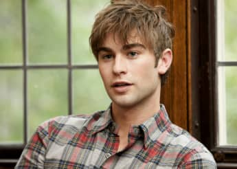 "Chace Crawford starred as ""Nate Archibald"" in 'Gossip Girl'"