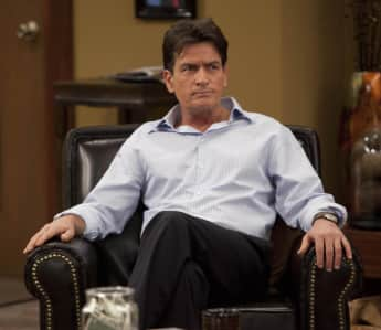 "Charlie Sheen played the role of ""Charlie Harper"" in 'Two And A Half Men'."
