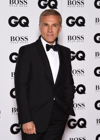 Christopher Waltz, Django Unchained, GQ, Man of the Year Award 2015