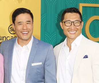 Daniel Dae Kim & Randall Park Movie Heist Film Asian-American cast