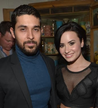 """Demi Lovato Wishes Ex Wilmer Valderrama """"Nothing But The Best"""" Following His Engagement"""