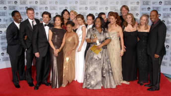 """Grey's Anatomy"" cast"