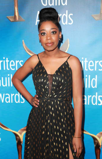 Diona Reasonover attends the 2019 Writers Guild Awards L.A. Ceremony at The Beverly Hilton Hotel on February 17, 2019 in Beverly Hills, California.