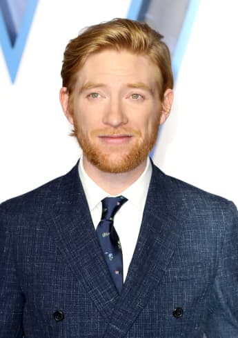 "Domhnall Gleeson attends the ""Star Wars: The Rise of Skywalker"" European Premiere at Cineworld Leicester Square on December 18, 2019 in London, England"