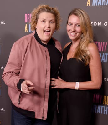 'Mindy Project' Fortune Feimster Marries Wife Jacquelyn Smith