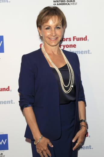 """Berverly Hills, 90210""-star Gabrielle Carteris"