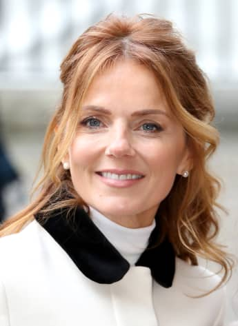 Geri Horner attends the Commonwealth Day Service 2020