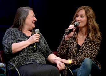 Julie Fudge and Patsy Lynn Russell