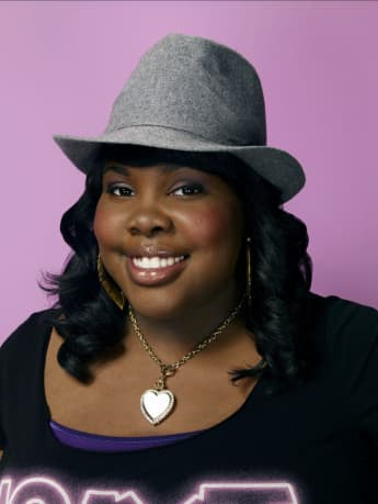 "'Glee' This Is ""Mercedes"" Amber Riley In 2020"