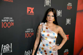 Halsey Reveals She's Studying For The Bar Exam During Self Isolation