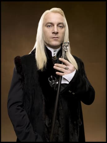 "'Harry Potter': This Is ""Lucius Malfoy"" Today."