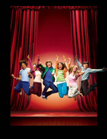 The cast of 'High School Musical'