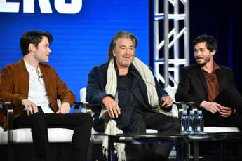 'Hunters': Amazon Prime Video's New Drama Series Premieres February 21 starring Greg Austin, Al Pacino, Logan Lerman
