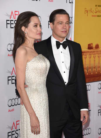 "A Source Reveals Brad Pitt And Angelina Jolie Are In A ""Much Better Place"" Following Therapy"