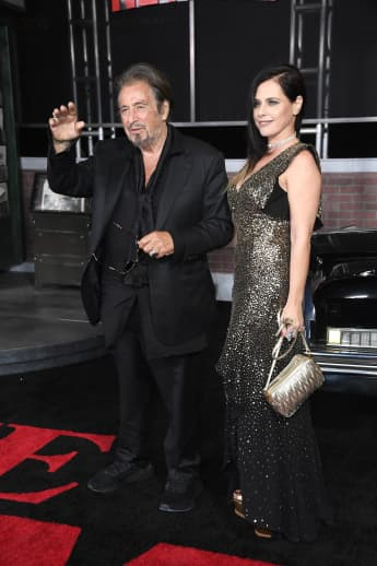 Israeli Actress Meital Dohan Says Her And The Irishman Actor Al Pacino Split Due To 39 Year Age Gap