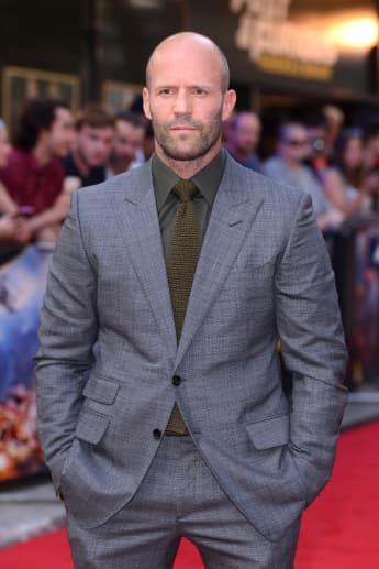 "Jason Statham attends the ""Fast & Furious: Hobbs & Shaw"" Special Screening at The Curzon Mayfair on July 23, 2019 in London, England"