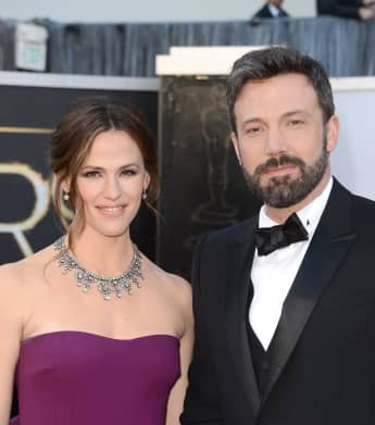 Ben Affleck and Jennifer Garner got divorced in 2017