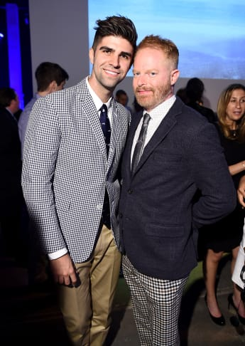 Jesse Tyler Ferguson & Husband Justin Mikita Have Welcomed Their First Child Baby Boy