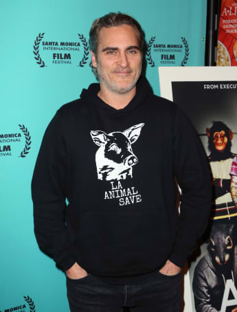 Joker actor Joaquin Phoenix Is Producing 'Gunda': A New Documentary About Pigs