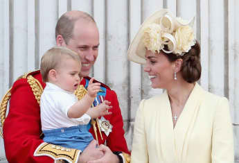 Kate Middleton Reveals The Adorable Way Prince Louis Breaks Lockdown Rules