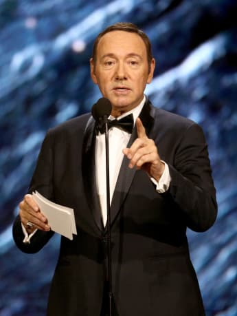 Kevin Spacey Compares COVID-19 Quarantine To His Downfall In Hollywood.