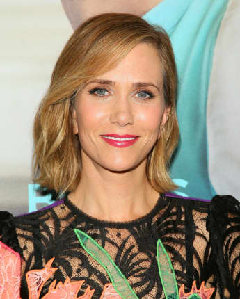 Kristen Wiig at the premiere of 'Masterminds'