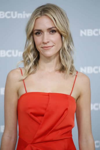 Kristin Cavallari attends the Unequaled NBCUniversal Upfront campaign.