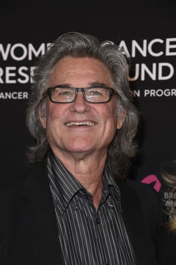 Kurt Russell attends The Women's Cancer Research Fund's An Unforgettable Evening Benefit Gala at the Beverly Wilshire Four Seasons Hotel on February 28, 2019 in Beverly Hills, California
