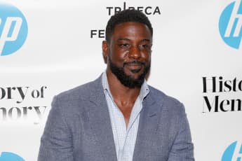 Lance Gross during the 'History of Memory' New York Premiere at Tribeca Screening Room on May 03, 2019 in New York City