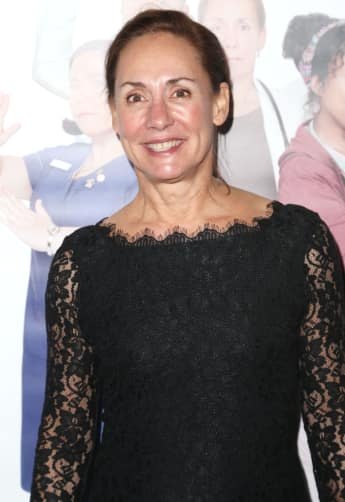 "Laurie Metcalf plays ""Sheldon Cooper's"" mother in TBBT"